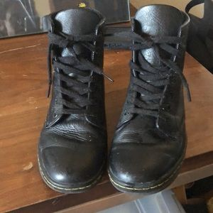 Dr. Martin's boots